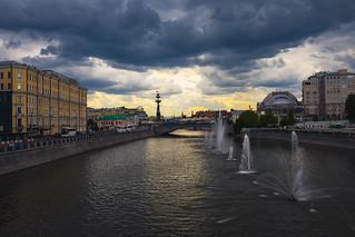 Vodootvodny Canal  (