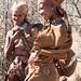 San / Bushmen women