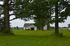 Old Barn (ramseybuckeye) Tags: old barn mercer county ohio pentax life art rural farm
