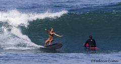 Surfer Girl2 (fedocalima) Tags: surfergirl macumbasurf