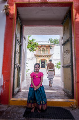 SitarambagTempleHyd_087 (SaurabhChatterjee) Tags: hinduceremony httpsiaphotographyin puja rama rangoli rituals saurabhchatterjee siaphotography sitarambag sitarambaghtemple