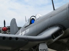 """Vought F4U-1A Corsair 4 • <a style=""""font-size:0.8em;"""" href=""""http://www.flickr.com/photos/81723459@N04/34781508644/"""" target=""""_blank"""">View on Flickr</a>"""