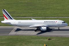 Air France Airbus 320-211 F-GKXA (c/n 0287) (Manfred Saitz) Tags: vienna airport schwechat vie loww flughafen wien air france airbus 320 a320 fgkxa freg