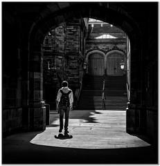 Hogwarts (Hugh Stanton) Tags: harry potter college university pupil entrance appicoftheweek