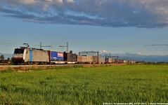 E186 251 (MattiaDeambrogio) Tags: treno treni train trains e186 railpool borgolavezzaro captrain