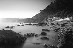Loneliness (lichtspiel_arminpixner) Tags: ifttt 500px landscape sea water nature beach travel ocean rock seashore holidays fujifilm gargano peschici no person xt1