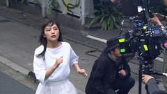 【メイキング】川口春奈『陰陽師』CM 撮影風景①