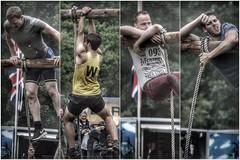 Perseverance (FotoFling Scotland) Tags: assaultcourse highlandgames luss lochlomond male athletes