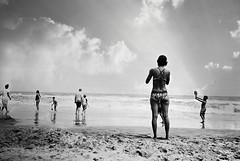 R2-050-23A (David Swift Photography Thanks for 22 million view) Tags: davidswiftphotography newjersey oceancitynj beaches ocean seashore sea ilfordxp2 waves yashicat4 35mm film