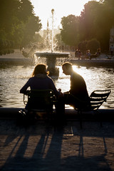 2017 - Paris with Duncan  (52)-2 (Paul-W) Tags: paris îledefrance france fr romance couple tryst fountain tuilleries arcdetriomphe