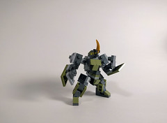 VS-A-GR5K 'Krivlyaka' 3/4 (Jay Biquadrate) Tags: moc microscale mfz mf0 mobileframezero mech mecha lego