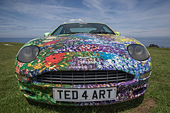 Aston Martin DB7 (GaryC4) Tags: ted stourton aston martin db7