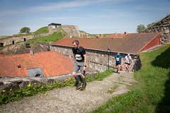 IMG_2979 (Grenserittet) Tags: festning halden jogging løp