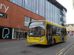 Yellow Buses 782 YX09 HZF on U8, Avenue Rd, Bournemouth (sambuses) Tags: yellowbuses 782 yx09hzf