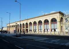 Cambridge (R~P~M) Tags: train railway station cambridge cambs abelliogreateranglia england uk unitedkingdom greatbritain