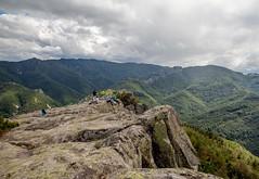 On top of the world (Vera Borissova) Tags: belintash rhodopes rhodopesmountains mountains landscape rocks rockformations nature