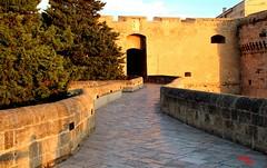 Entrata del Castello Aragonese - Entrance of the Aragonese Castle (rocco944) Tags: rocco944 taranto puglia italy piazzacastello