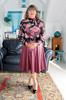 Floral (Trixy Deans) Tags: crossdresser cd cute crossdressing crossdress classic classy skirts skirt redskirt leatherskirt tgirl tv transvestite transgendered transsexual tranny trixydeans tgirls transvesite trixy tg trans transvetite