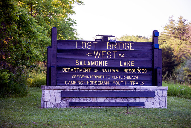 Salamonie Lake - June 5, 2017