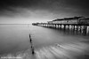 (Claire*Marsh) Tags: teignmouth deveon beach sea water pier movement motion blur le longexposure groyne waves blackandwhite mono monochrome wideangle sonya6000