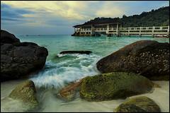 Turtle Point, Besar Island , Malasia (bit ramone) Tags: esar malasia asia sea island isla turtle tortuga bitramone pentaxk5