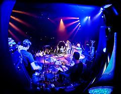 Ryan Adams Fish Fox _01 (Dave Kehs) Tags: ryan adams tour 2017 jaguar music lights show fish eye crowd blue atmosphere colorado co fox theatre dave kehs bingham canon 1635