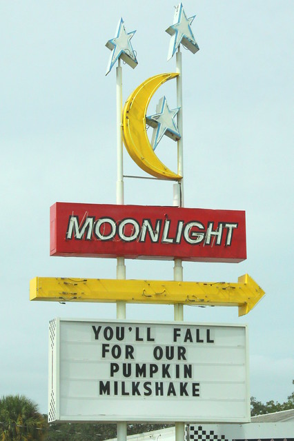 Moonlight Drive-In - Titusville, FL