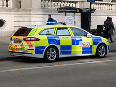 FJ16 FNR (Emergency_Vehicles) Tags: london city police dog unit