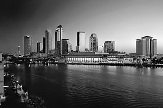 City of Tampa, Hillsborough County, Florida USA
