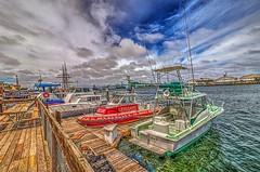 Dockside (Michael F. Nyiri) Tags: portsocallvillage sanpedro california southerncalifornia