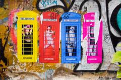 DSC_9882-64 (kytetiger) Tags: berlin scheunenviertel rosenthaler str street art pochoir madonna david bowie kurt cobain