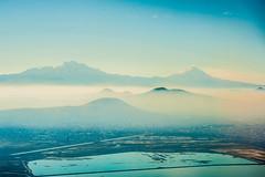 Izta and Popo (ruimc77) Tags: nikon d700 nikkor af 2880mm f3356g izta popo iztaccíhuatl popocatépetl popocatepetl volcanoes vulcão vulcões vulcao vulcoes airborne mexico city ciudad méxico benito juarez international airport mex mmmx aicm