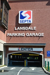 DSC_0041 (Montgomery County Planning Commission) Tags: septa montgomerycountypa lansdaleborough trainstation garage