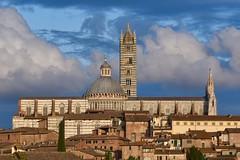 Six jours en Toscane (4)  - La cathédrale de Sienne - Six days in Tuscany (4) - The cathedral of Sienna (plaurin19) Tags: tuscany sienne sienna cathedrale cathedral église church