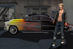Rebel (CodyAdored) Tags: tmd the mens dept scars legal insanity legalinsanity themensdept fashion secondlife
