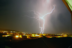 BB (berserker170) Tags: rayo ray relampago lightning tormenta strorm eos extremadura 550d noche night flickrexploreme