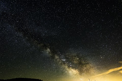 Centro de nuestra via lactea (Renato Di Prinzio Fotografía) Tags: sky clouds center stars dark mystery space dust cielo exploration telescope astronomy infinity milky way estrellas nubes noche nebula starry galaxy constellation nebulosas via lactea