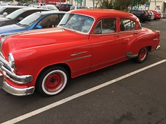 PONTIAC 53, how is this for your daily drive for shopping and picking up the kids from day care! (Bernud Barnwell-Tasmania) Tags: