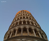 DSC07825A (hirstjorge) Tags: italy leaning tower evening vacaciones italia pisa inclinada torre