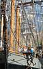 L2017_2279 - A Forest of Masts - Canning Dock - Liverpool (www.jhluxton.com - John H. Luxton Photography) Tags: sail sailingship tallship barque wwwjhluxtoncom johnhluxtonphotography liverpool merseyside canningdock england uk ship portofliverpool 2017 merseyriverfestival2017 ships earlofpembroke