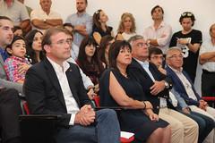 Autárquicas 2017: Pedro Passos Coelho na apresentação de candidatura de Helena Teodósio à Câmara Municipal de Cantanhede