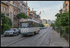 DL 7005 - Cogels-Osylei (Spoorpunt.nl) Tags: 18 juni 2017 de lijn pcc 7005 11 cogels osylei antwerpen