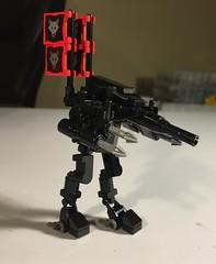 Wolf Strider (Luke-The-Bricker) Tags: robot wolf lego walker strider