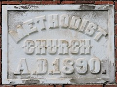 Former Methodist Church, 1890 (Will S.) Tags: mypics elizabethtownkitley ontario canada church churches christian christianity former protestant protestantism methodist methodism