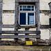 Vernagelt (fotomanni.de) Tags: bayern fachwerk franken lichtenau mittelfranken baufällig