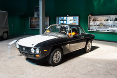 Lancia Fulvia Coupé - 1975 (Perico001) Tags: lancia turin turijn torino vicenzolancia lanciaautomobilesspa fiat italië italy italia fcausllc fiatchryslerautomobiles fca fulvia coupé 1975 auto automobil automobile automobiles car voiture vehicle véhicule wagen pkw automotive ausstellung exhibition exposition expo verkehrausstellung autoshow autosalon motorshow carshow musée museum museo automuseum trafficmuseum verkehrsmuseum muséeautomobile nikon df 2017 basel pantheon pantheonbasel swiss schweiz zwitserland switzerland ch oldtimer classic klassiker