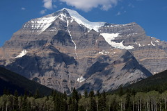 Mount Robson (Alan1954) Tags: canada rockies mountain snow mountrobson holiday 2014 platinumpeaceaward