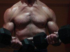 A BODYBUILDERS WORKOUT (flexrogers7) Tags: muscle muscles muscular strong bicep biceps bizeps flex flexing abs chest pecs delts traps triceps huge round guns workout weightlifter exercise bodybuild bodybuilding bodybuilder thick mondo shoulders lats hugebiceps big ripped hard peak peaked jacked