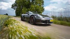 Porsche In MOtion (Zuugnap) Tags: porscheboxsters tlphotographynl zuugnap tjeulinssen canon5dmarkiii rigphotography