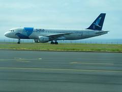 SATA Airbus A320 at Horta 170616_042 (jimcnb) Tags: 2017 juni urlaub azoren azores açores faial horta airport castelobranco airbus a320214 cstkg sata
